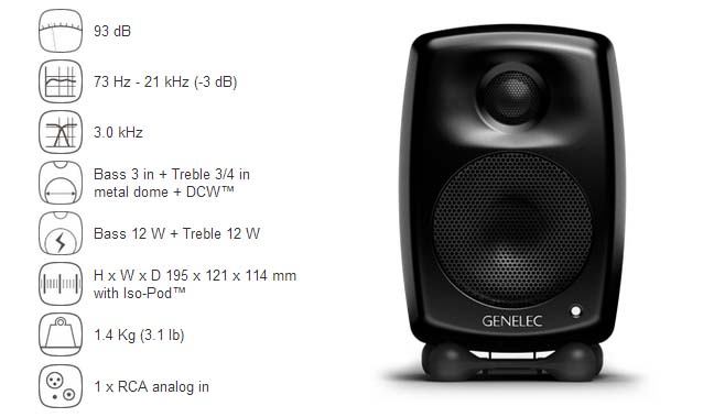 GENELEC <strong>G One</strong>