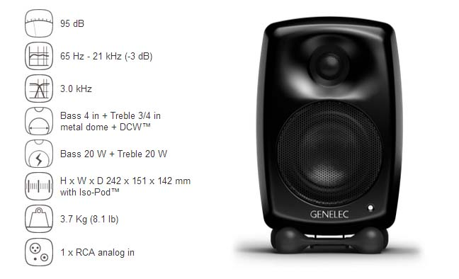 GENELEC <strong>G Two</strong>