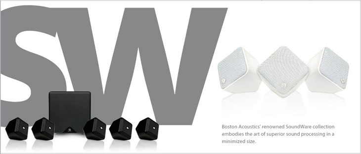 SoundWare от Boston Acoustics