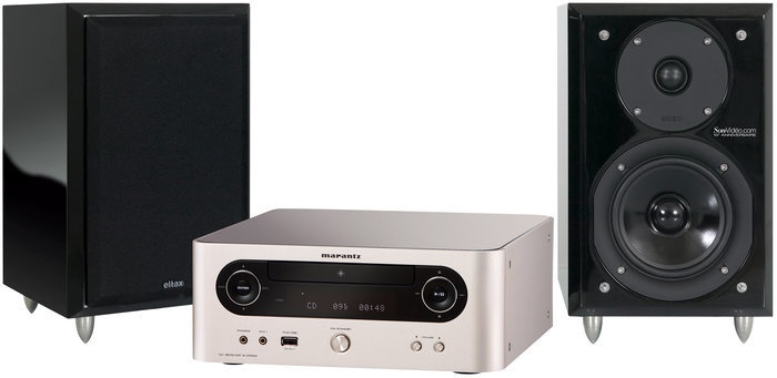Marantz Melody Music M-CR503 - Аудиосистема 4.1 с USB