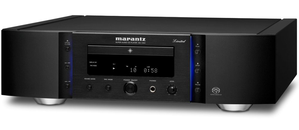 Marantz SA-15S2 Limited Edition - Super Audio CD/CD-плеер