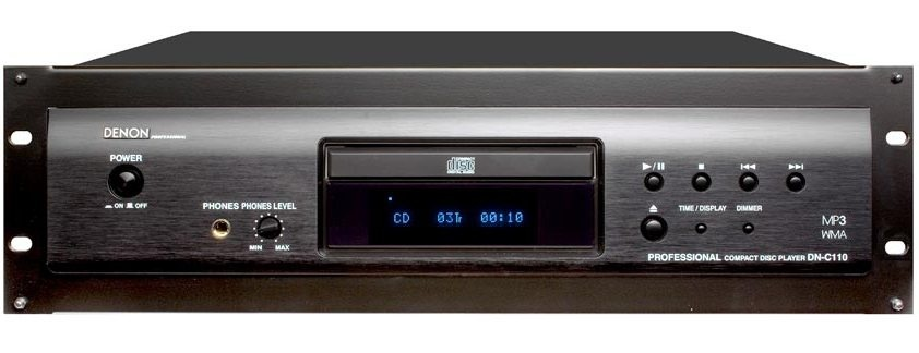 Denon DN-C110P E2 - Installation CD Player