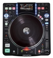 Denon DN-S3700 E2 - Direct Drive Turntable Media Player & controller