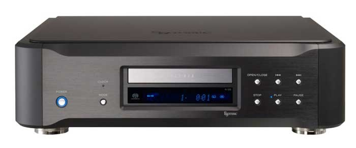 Esoteric K-05 - Super Audio CD/CD Player