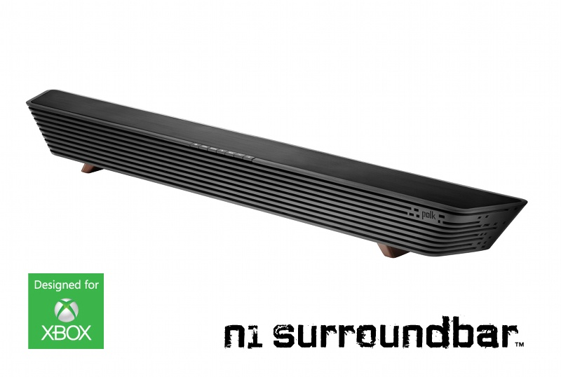 Polk Audio N1 Gaming Sound Bar - Активный саундбар