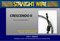Straight Wire Crescendo II IC - Аудио кабель RCA