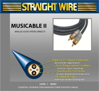 Straight Wire Musicable II IC - Аудио кабель RCA